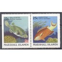 Marshall Islands - merefauna, kalad 1988 III, **