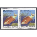 Marshall Islands - merefauna, kalad 1988 IV, **