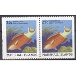 Marshall Islands - merefauna, kalad 1988 IV, **