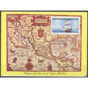 Mehhiko -  purjelaev 1979, **