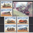 Kampuchea - rongid, vedurid 1997, **