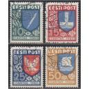 """Eesti 1940, """"Ühisabi"""" Caritas (II), templiga"""