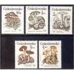 Tšehhoslovakkia - seened 1989, **