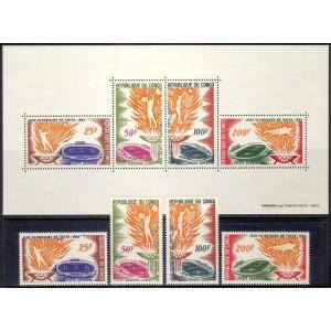 Kongo - Tokyo 1964 olümpia, **