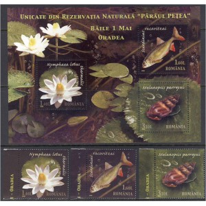 Rumeenia - fauna ja floora 2008, **