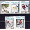 Togo - Lake Placid 1980 olümpiavõitjad, **