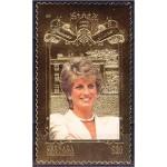 Grenada Grenadines - printsess Diana 1998, **