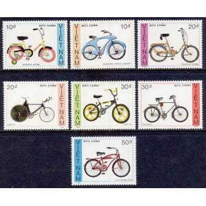 Vietnam - jalgrattad 1989, **