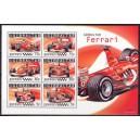 Gibraltar - autod, Ferrari vormelid 2004, **