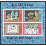 Dominica - Apollo 11, kosmos 1970, **