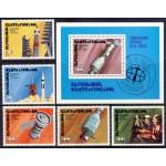Kesk-Aafrika Vabariik - Apollo-Sojuz, kosmos 1976, **