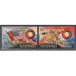 Aitutaki - kosmos, Apollo-Sojuz 1975, **