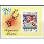 Libeeria - Argentiina ´78 MM, MNH
