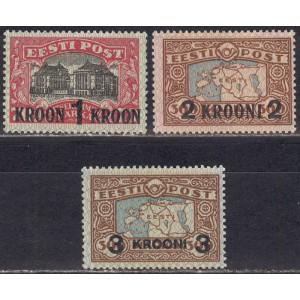 Eesti 1930, Krooniületrükid, puhas (MLH) *