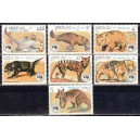 Laos - loomad 1984, **