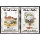 Maroko - linnud 1988, **