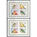 Kongo - linnud 1999, **