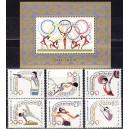 Hiina - Los Angeles 1984 olümpia, **