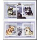 Tchad - koerad 1998, **