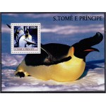 S. Tomé ja Príncipe - linnud, pingviinid 2003, **