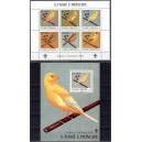 S.Tomé ja Príncipe - linnud 2003, **