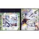 Burundi - fauna, ohustatud liigid 2012, lõigatud **