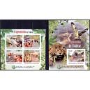 Burundi - loomad 2012, lõigatud **
