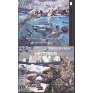 Burundi - haid koos saakloomadega 2012, lõigatud **