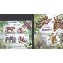 Burundi - loomad (I) 2012, lõigatud **