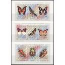 Komoorid - liblikad ja putukad 1994, lõigat. väikep. **