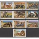 Rwanda - loomad 1972, **