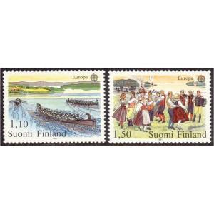 Soome - Europa 1981, **
