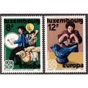 Luksemburg - Europa 1981, **