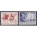 Taani - Europa 1981, **