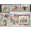 Tšaad - jalgpalli MM, Argentiina 1978, lõigat **