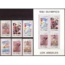 Filipiinid - Los Angeles 1984 olümpia, **