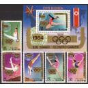 Põhja-Korea - Los Angeles 1984 olümpia, **