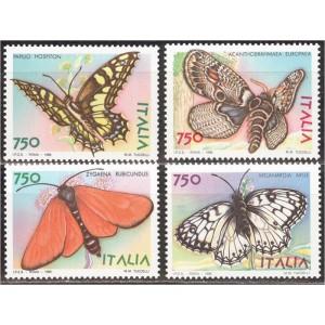 Itaalia - liblikad 1996, **