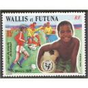 Wallis et Futuna - jalgpalli MM, Mexico 1986, **