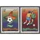 Alžeeria - jalgpalli MM, Mexico 1986, **