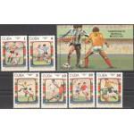 Kuuba - jalgpalli MM, Mexico 1986, **