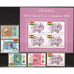 Ghana - jalgpalli MM, Inglismaa 1966, **
