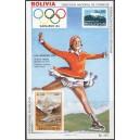 Boliivia - Sarajevo 1984 olümpia (III), **
