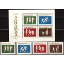 Bahama - Los Angeles 1984 olümpia, **