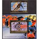 Guinea - Sarajevo 1984 olümpia (II), **