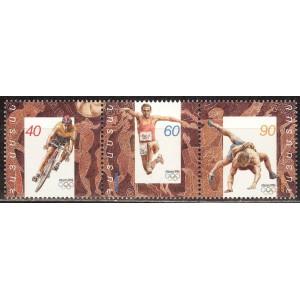 Armeenia - Atlanta 1996 olümpia, **