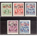 Eesti 1928, Kangur ja sepp ületrükk, **