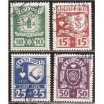 """Eesti 1937, """"Ühisabi"""" Caritas (I), templiga"""
