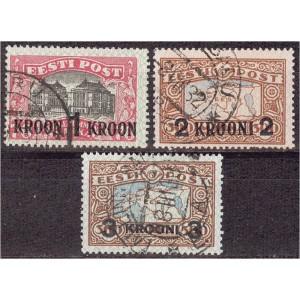 Eesti 1930, Krooni ületrükid (I), templiga