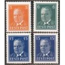 Eesti 1940 - Konstantin Päts, **